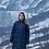 Thumbnail: Удлиненный пуховик Scanndi Finland DW19137
