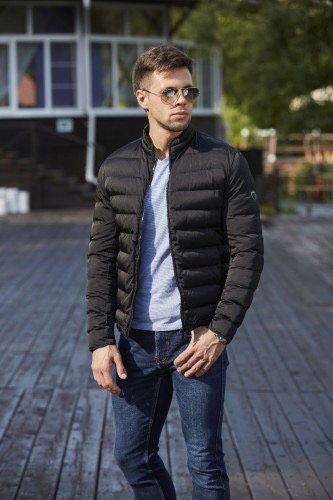 Куртка-бомбер Scanndi finland DM29029