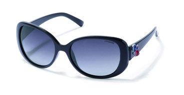 женские черные очки Polaroid F8310A