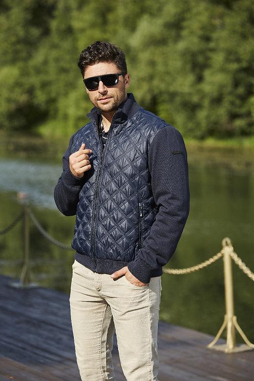 Куртка-бомбер Scanndi finland CM2989 (темно-синий)