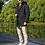 Куртка, бомбер Scanndi Finland CM29095 (черный)