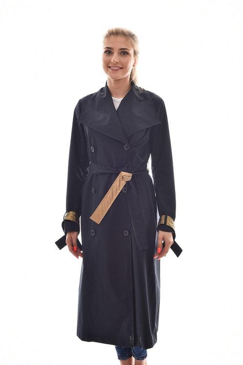 Хлопковая куртка, бомбер Scanndi Finland BW2946 (темно синий)