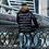 Мужская зимняя куртка Scanndi finland DM19093 (черный)