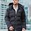 Мужская зимняя куртка Scanndi finland DM19239 (черный)