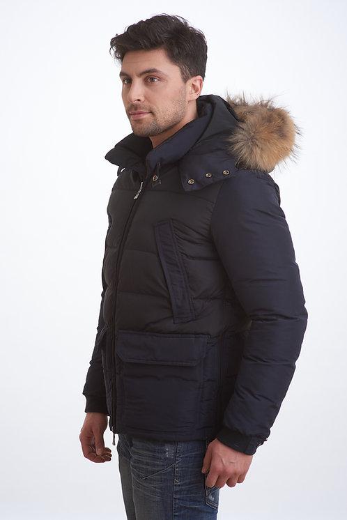 мужская зимняя куртка, аляска scanndi finland DM1809
