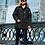 Пальто-пуховик Scanndi finland DM19023 (черный)