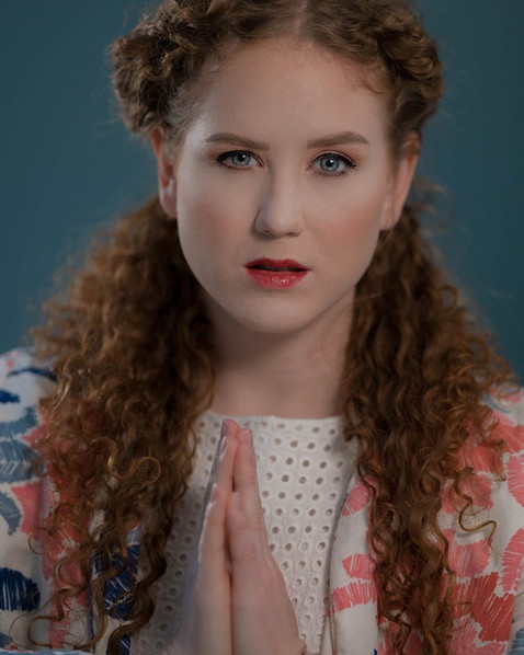 Katie Hunter in LUCKY: A MUSICAL