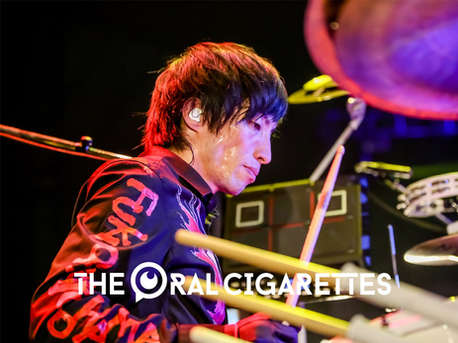 Masaya Nakanishi (THE ORAL CIGARETTES)
