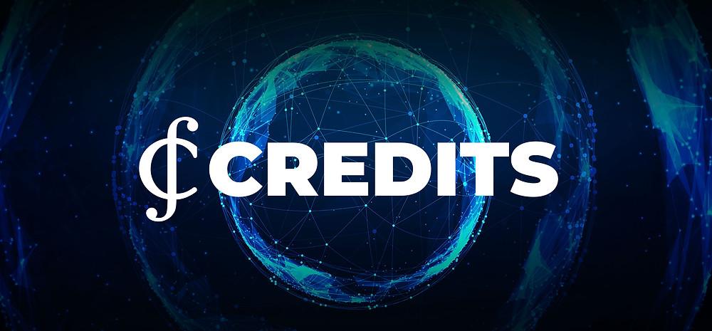 Credits エンタープライズ向けブロックチェーン