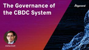 CBDCシステムのガバナンスについて