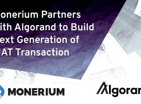 Monerium(モネリウム):アルゴランド・プロトコルでのプログラマブルで償還可能な電子マネーのサポート