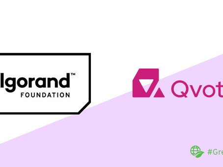 QVote、クリプト・コミュニティのための完全に分散化された二次投票プラットフォームを構築するための助成金を受領