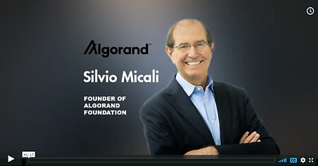 Algorand Presentation