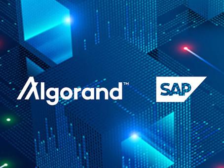 アルゴランド・ブロックチェーン・オープンAPIコネクタがSAP API Business Hubで稼働開始