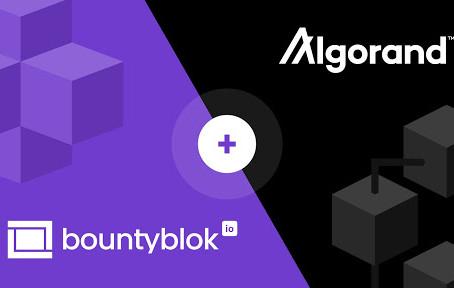 bountyblokがアルゴランド財団助成金を獲得