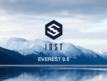 次世代ブロックチェーン IOST、満を持してテストネット v0.5 「Everest」をローンチ!
