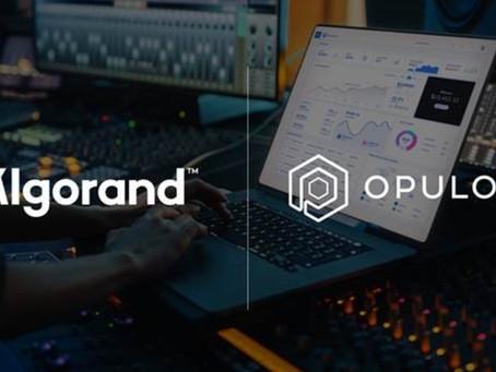 Opulous:アルゴランド上で音楽業界に新しいDeFiモデルをもたらす