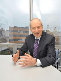 """徳のある政治家は""""市民の議論""""から生まれる マイケル・サンデル(ハーバード大学教授) 月刊Voice 2011年2月号"""