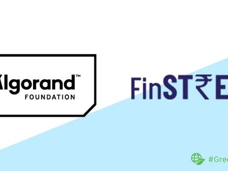 インドの暗号通貨教育機関であるFinstreetが、アルゴランド財団の助成金の最新の受領者に