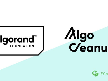 草の根コミュニティ主導のプロジェクト「Algo Cleanup」が助成金を獲得