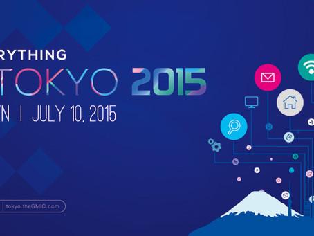 GMIC Tokyo 2015 にAppsFlyer登場!