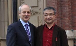 ハーバード大学教授 マイケル・サンデル教授