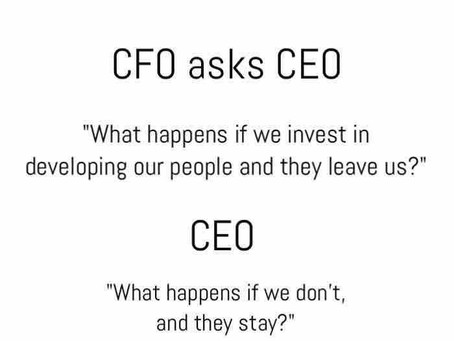 CFO asks CEO