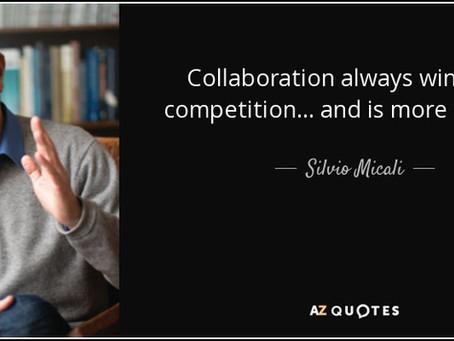アルゴランド創設者シルビオ・ミカリからのメッッセージ