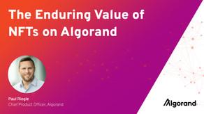 アルゴランド上のNFTの永続的な価値:金融の未来における重要な役割