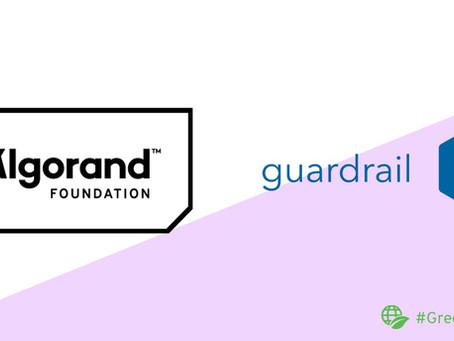 アルゴランドとGuardrail(ガードレール)、中小企業がクラウドでブロックチェーンを手頃な価格で利用可能に