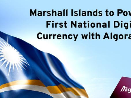 マーシャル諸島共和国:アルゴランドで世界初の国家デジタル通貨の発行を推進