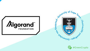 アルゴランド財団がケープタウン大学と提携し、UCT-アルゴランド・フィンテック・イノベーション・ハブを開発
