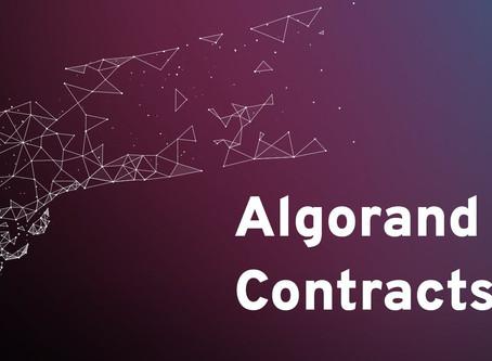 アルゴランドのスマートコントラクトは、先進的で高速、スケーラブルなアプリケーションを強力にサポート