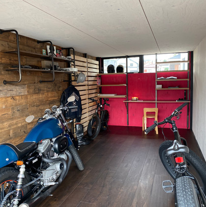 Iron Garage Tetsuco