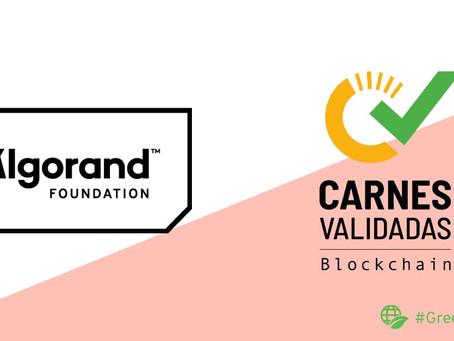 Carnes Validadas、新たなサプライチェーン・アセットのトークン化を支援する助成金を受領