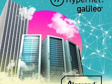 アルゴランドとHypernet Labs、Galileoでのノード・ホスティングを促進するために協力