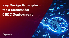 CBDC導入を成功させるための重要な設計原則