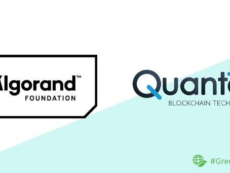 Quantoz、アルゴランド・ベースのトークン化債券/電子マネーのためのピアツーピア・プラットフォーム開発に向けた助成金を獲得