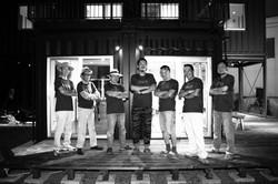 Team TETSUYA B&W