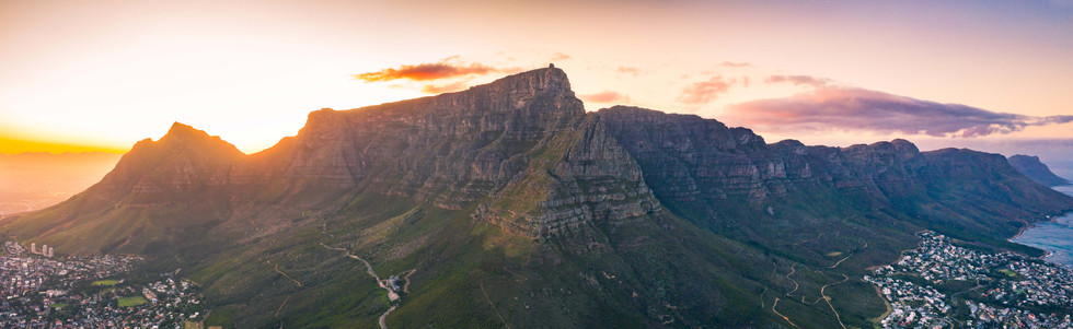Table Mountain- South Africa