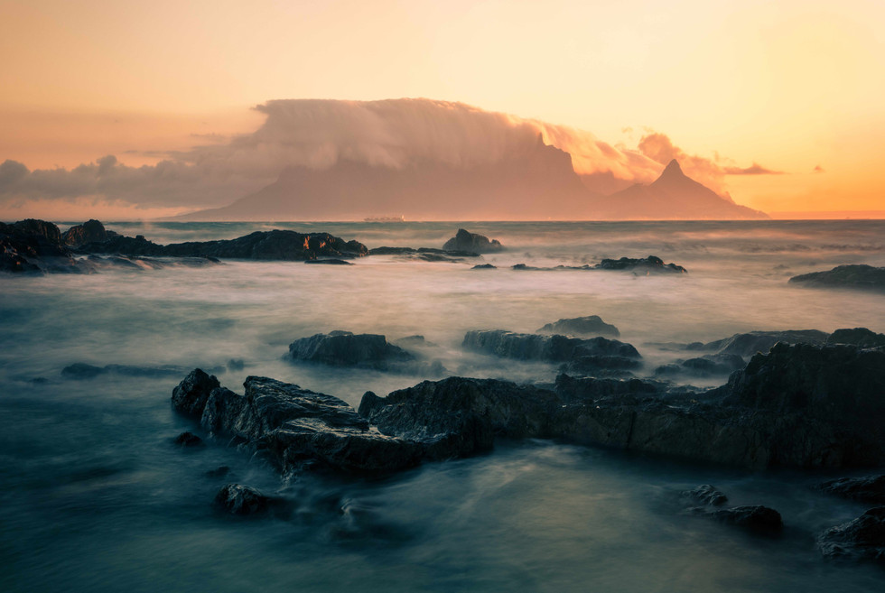 Bloubergstrand- South Africa