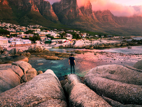 Landscape Photography in Cape Town, South Africa