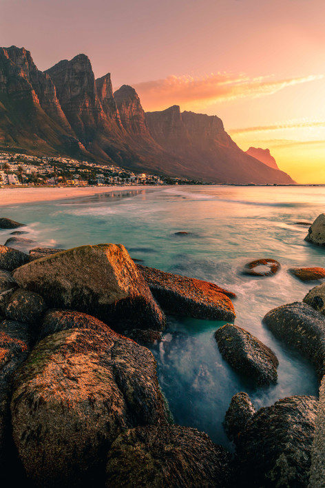 Camps Bay- South Africa