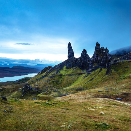 Photographing the Magical Island- Isle of Skye