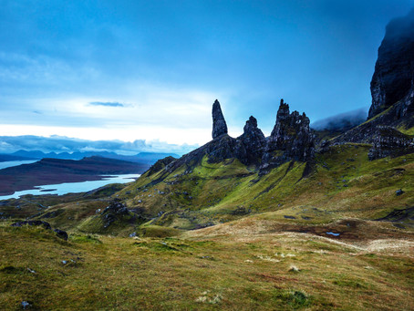 Photographing the Magical Island- Isle of Skye