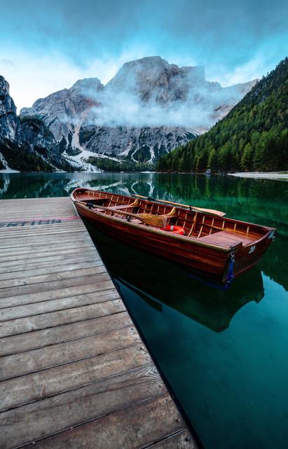 Pragser Wildsee- Italy