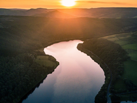 Ladybower Reservoir; One of the Peak Districts Best Spots for Landscape Photography.