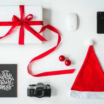 Christmas List for Photographers