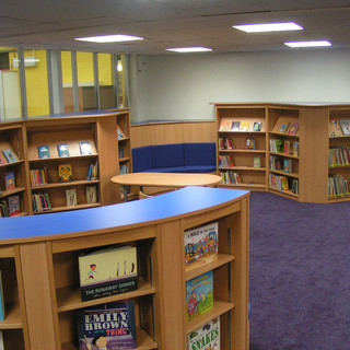 Libraries & LRC areas