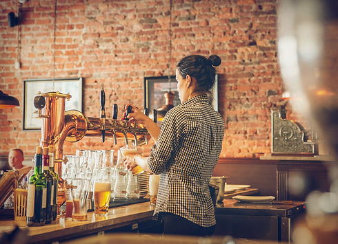 Commercial fit-out - Shopping & bars/pubs
